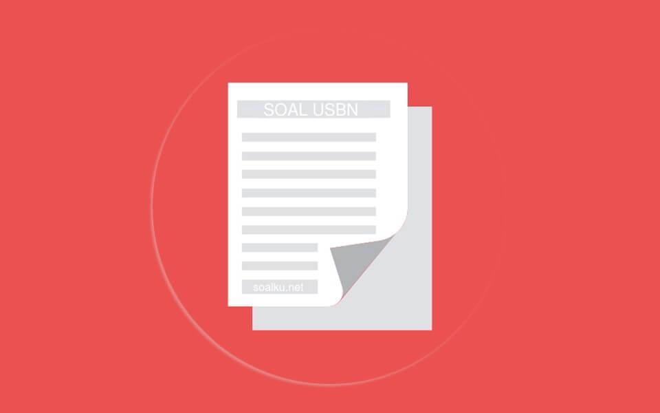 Soal Usbn Sd 2019 Kunci Jawaban Pembahasan Soalku Net